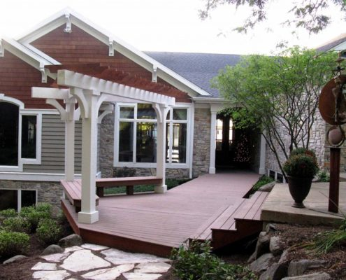Lakefront Home Design