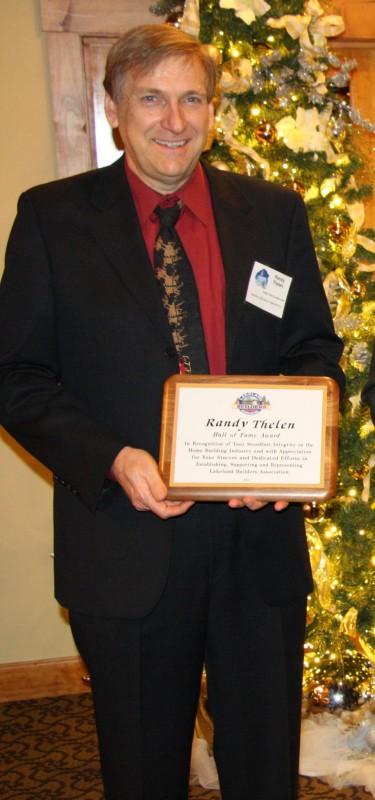 Randy - LBA Hall of Fame